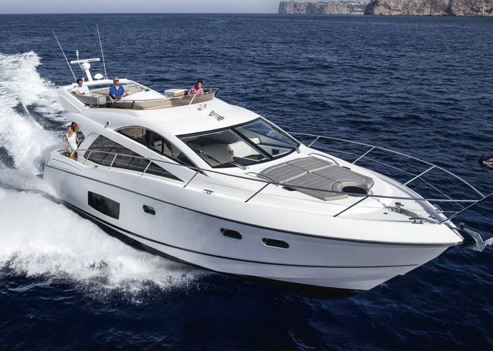 Купить яхту Sunseeker Manhattan 53 (2013)